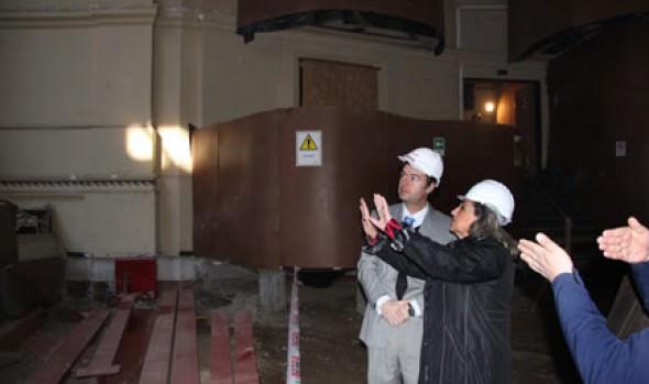 Municipio de Viña del Mar lamenta negativa de presupuesto para restauración del Teatro Municipal
