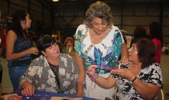 Municipio de Viña del Mar celebró el Día de la Mujer en el sector  de Reñaca Alto