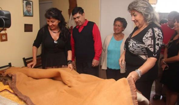 Adultos Mayores reciben  ayuda social, gracias al apoyo de Municipio de Viña del Mar y Programa Vínculos