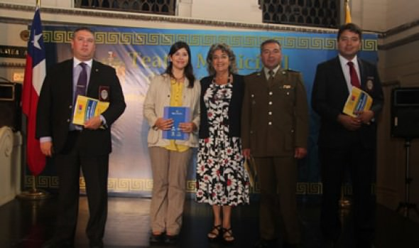 Plan de protección de los Derechos en la infancia de Viña del Mar fue presentado por alcaldesa Virginia Reginato