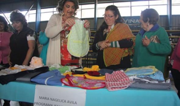 Celebración del Mes de la Mujer en Forestal fue encabezada por alcaldesa Virginia Reginato