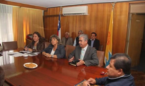"""Municipio de Viña del Mar continuará desarrollando programa """"Barrio en paz residencial"""" en Glorias Navales"""