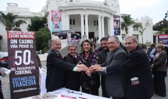 Alcaldesa Virginia Reginato aclara a diputado Schilling emplazamiento  por Ley de Casinos