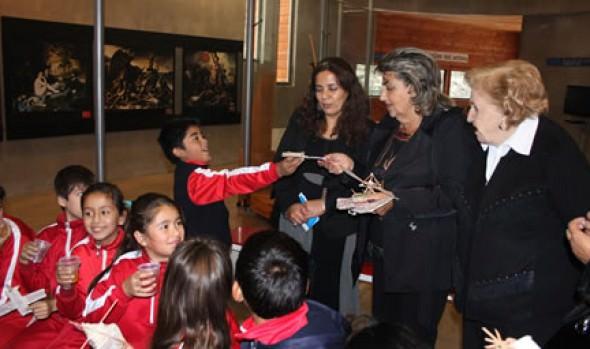 Programación del primer semestre y sitio web de Artequin fueron presentados por alcaldesa Virginia Reginato