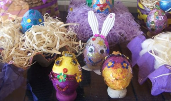Municipio de Viña del Mar  invita a estudiantes a participar en 4º Concurso de Decoración de Huevos de Pascua de Resurrección