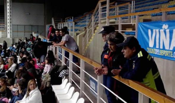Ejemplar evacuación en  Viña del Mar  por alerta de Tsunami fue destacado por alcaldesa Virginia Reginato