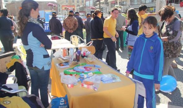 Municipalidad de Viña del Mar conmemoró el Día Mundial de la concientización sobre el autismo