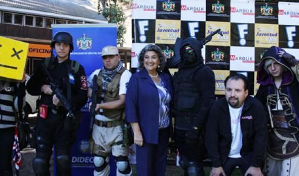 Antecedentes del Fanviña 2014 fueron dados a conocer por alcaldesa Virginia Reginato
