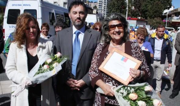 Oficina Sernac de la Municipalidad de Viña del Mar recibió distinción como la mejor del país