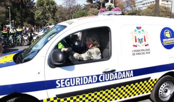Renovada flota de patrullas de Seguridad Ciudadana, presentó alcaldesa Virginia Reginato