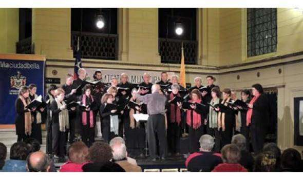 Municipalidad de Viña del Mar invita al Concierto de Otoño del Coro Jubilate