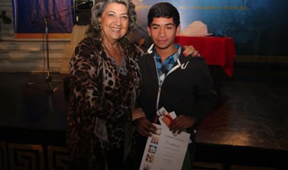 Inicio de celebración del Día Mundial del Libro en Viña del Mar fue encabezado por alcaldesa Virginia Reginato
