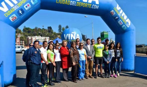Fechas de Corridas Familiares 2014 fueron dados a conocer por alcaldesa Virginia Reginato
