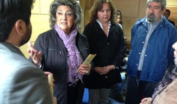 Labor que realiza la OMIL de Viña del Mar fue destacada por alcaldesa Virginia Reginato