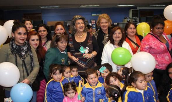 """Municipalidad de Viña del Mar inicia """"Campaña de vacunación por el buen trato"""""""