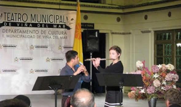 """Municipalidad de Viña del Mar invita a concierto de """"Maestros del Conservatorio Sergei Prokofiev"""""""