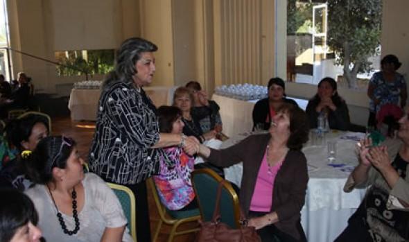Programa de apoyo a mujeres Jefas de Hogar 2014 dio inicio alcaldesa Virginia Reginato