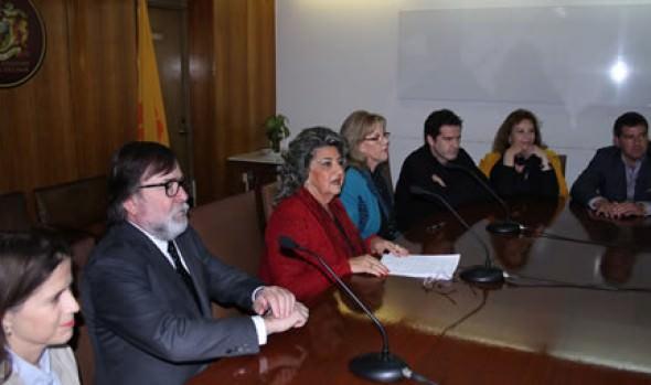 Municipalidad de Viña del Mar y Chilevisión firmaron contrato para el Festival Internacional de la Canción