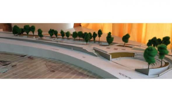 Municipio de Viña del Mar construirá  plaza y anfiteatro en Miraflores Alto