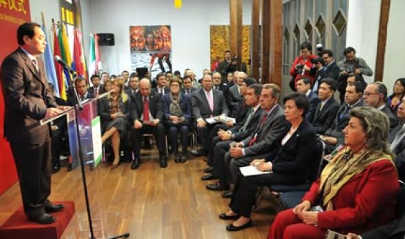 Directorio del Centro Regional de Institutos Confucio de América Latina es integrado por alcaldesa Virginia Reginato