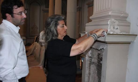 En los próximos días municipio de Viña del Mar iniciará trabajos de restauración del Palacio Rioja