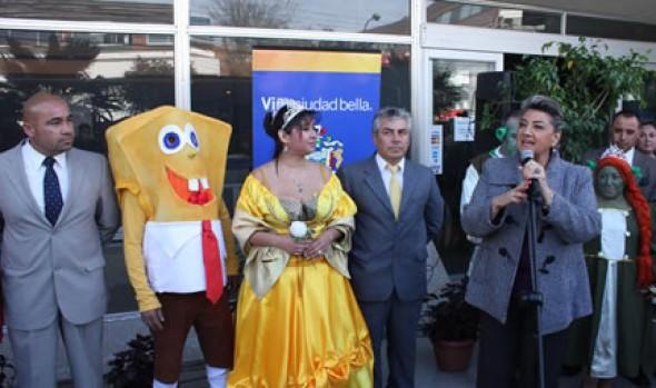 Con reinas y mascotas, Parques y Jardines de Municipalidad de Viña del Mar celebra sus 83 años