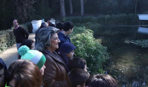 Estudiantes conocen el Patrimonio natural a través de talleres del Programa Pasos de la Municipalidad de Viña del Mar
