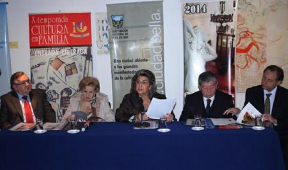 Temporadas artísticas de la Corporación Cultural de Viña del Mar fueron dadas a conocer por alcaldesa Virginia Reginato