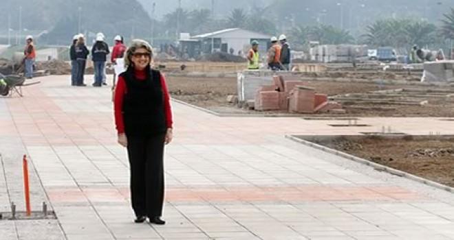 Nuestra Alcaldesa
