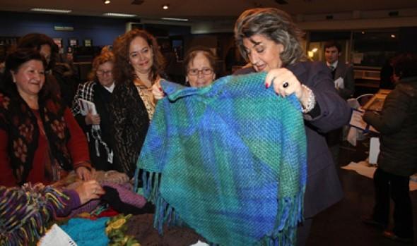 Organizaciones comunitarias lucieron sus creaciones en Expo IGP otoño-invierno  de la Municipalidad de Viña del Mar