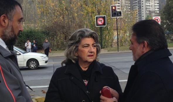 Tecnología para mejorar condiciones de tránsito en Viña del Mar fue evaluada positivamente por alcaldesa Virginia Reginato