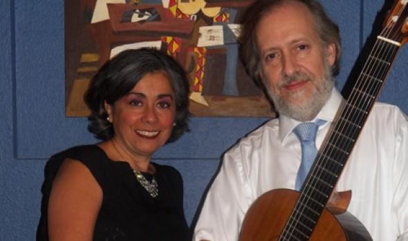 Municipalidad de Viña del Mar invita a concierto de la soprano Tamara López Seidl junto al guitarrista Luis Orlandini