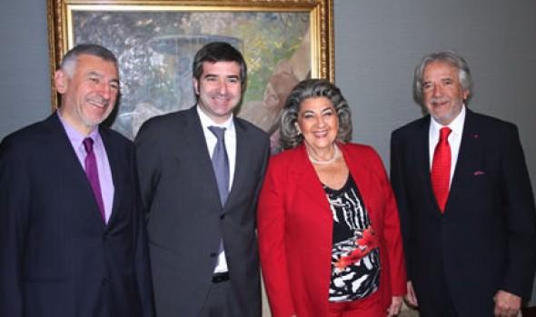 """Plan de promoción turística expuso alcaldesa Virginia Reginato en XVIII Encuentro empresarial """"Desarrolla Región"""""""