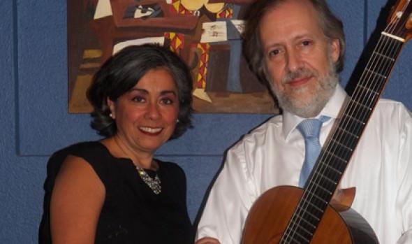 Municipalidad de Viña del Mar invita a concierto de la soprano Tamara López junto al guitarrista Luis Orlandini