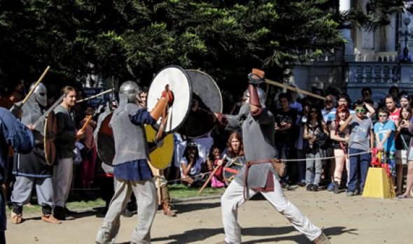 Municipalidad de Viña del Mar invita a 2ª jornada Histórica Medieval