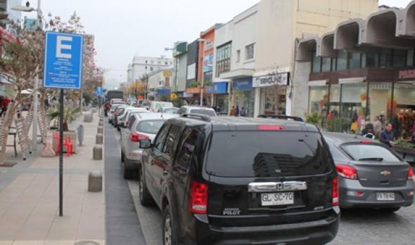 Municipio de Viña del Mar adjudica concesión para estacionamientos en vía pública