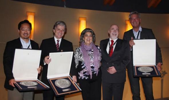 Primer Simposio Latinoamericano de Urología Oncológica fue inaugurado por alcaldesa Virginia Reginato