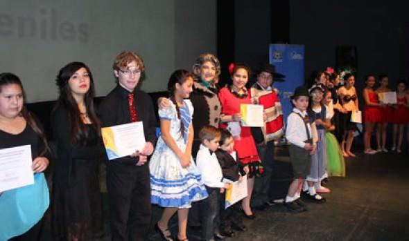 Municipalidad de Viña del Mar promueve los talentos artísticos con muestra Infanto- juveniles