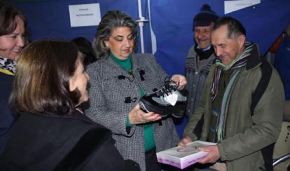Plan comunal de operativos sociales 2014 fue dado a conocer por la alcaldesa Virginia Reginato