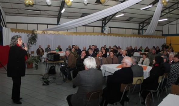 Cooperativa Alejandro Navarrete celebró 44 años en ceremonia encabezada por alcaldesa Virginia Reginato