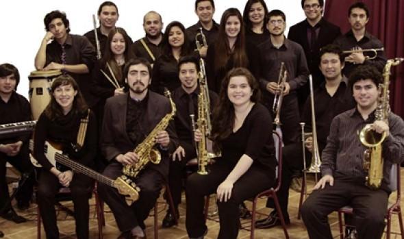 Municipalidad de Viña del Mar invita a concierto de la Big Band de la UPLA