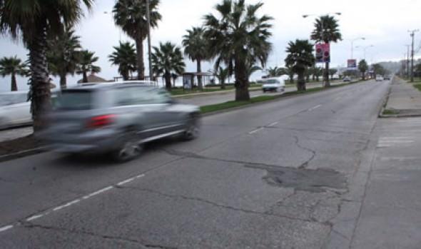Municipio de Viña del Mar informa inicio de trabajos de mejoramiento en Av. Jorge Montt
