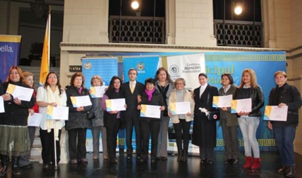 Escuela de Seguridad Ciudadana de la Municipalidad de viña del Mar se consolida en  su cuarto año