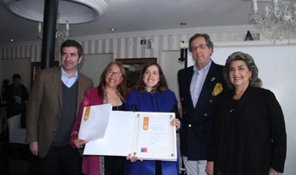Distinción de calidad turística para primer Hotel Boutique de Viña del Mar fue valorado por alcaldesa Virginia Reginato