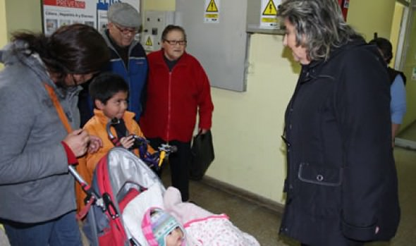 Positiva evaluación de funcionamiento de CESFAM viñamarinos en plan invierno realizó alcaldesa Virginia Reginato
