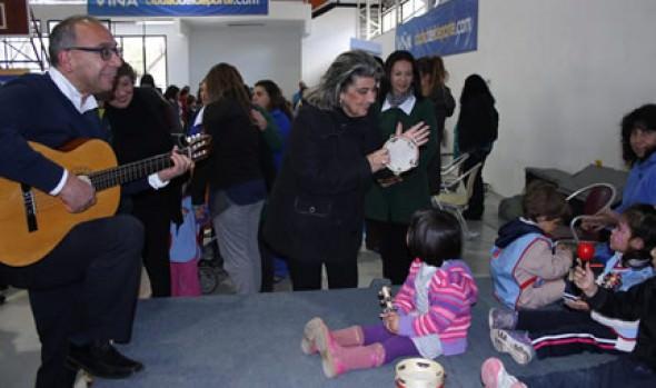 Municipalidad de Viña del Mar entregará entretención a los niños en sus vacaciones de invierno