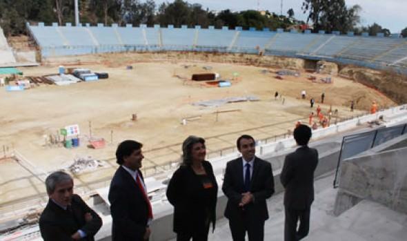 Municipalidad de Viña del Mar, llama a propuesta para construcción de cancha de Estadio Sausalito