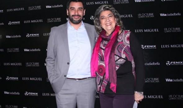 Luis Miguel destaca en conciertos programados por la Municipalidad de Viña del Mar en la Quinta Vergara