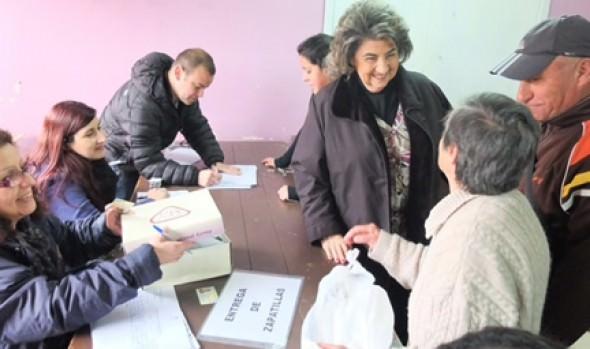 Municipalidad de Viña del Mar realizó nuevo operativo social en Villa Independencia