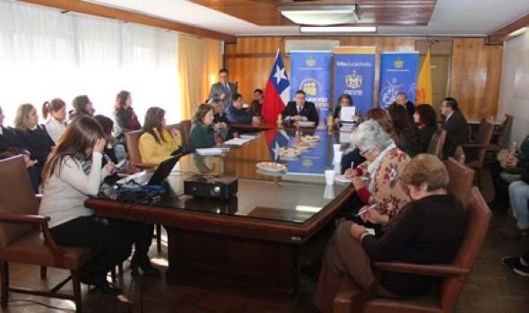 Jardines infantiles de la Municipalidad de Viña del Mar serán beneficiados con programa de prevención del abuso sexual  infantil